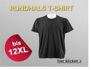 T-Shirts Übergröße