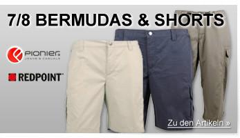 7/8 Bermudas & Shorts