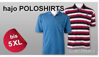 hajo Poloshirts