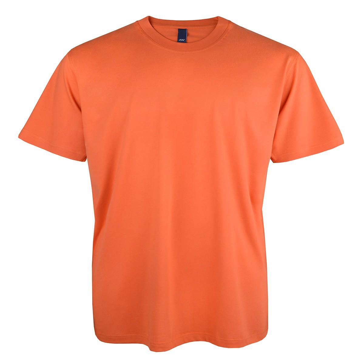 t shirt herren bergr e orange dave s. Black Bedroom Furniture Sets. Home Design Ideas