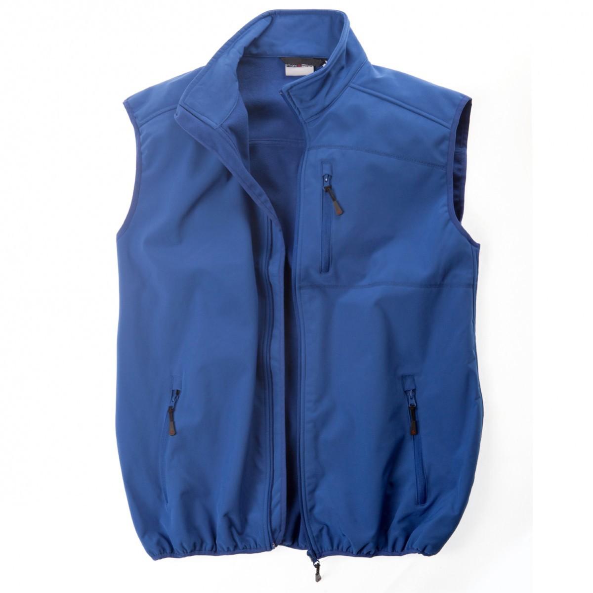 marc mark blaue softshell weste laax wind und wasserdicht bergr e. Black Bedroom Furniture Sets. Home Design Ideas