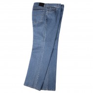 Dallas Jeans-Hose in blue stone-washed von Lucky Star