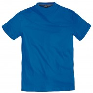 XXL North 56°4 by Allsize blaues Basic T-Shirt 001