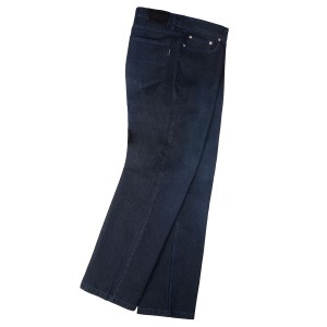 Lucky Star Stretch Jeans Custer blue black Übergröße