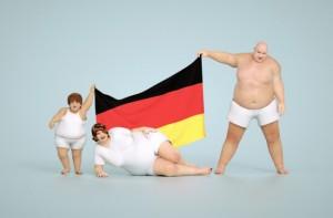 Deutsche Dicke eckelhafte Milf macht Usertreff mit ihrem Nachbarn