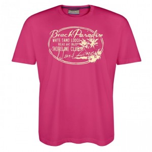 Pinkes T-Shirt von Redfield